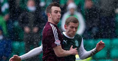 Wilson to play on for Hearts