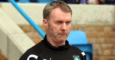John Sheridan: Guiding Plymouth to safety