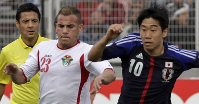 Japan's WC slip-up in Jordan