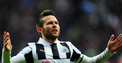Yohan Cabaye: Among the Newcastle players to have underperformed