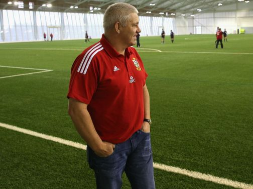 Gatland: Won&#39;t rush squad decisions