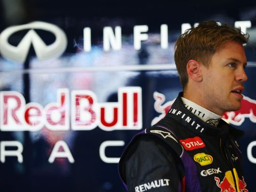 Sebastian Vettel: Good start to Australian Grand Prix weekend