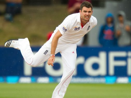 James Anderson: Ready for the third Test