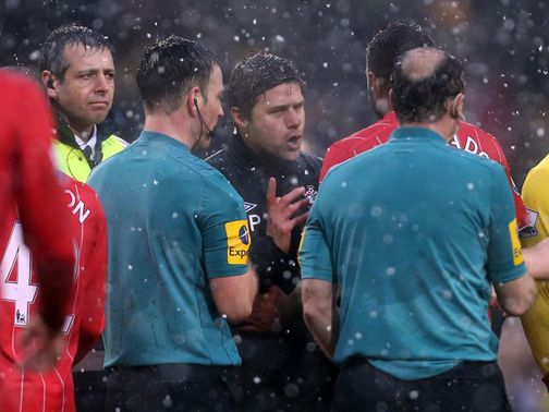 Southampton were fuming at the decision to award Norwich a penalty