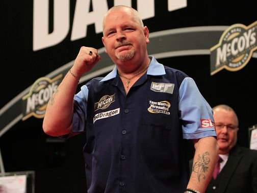 Robert Thornton: Looks value to beat Adrian Lewis