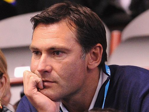 Roger Draper: Will leave his LTA role in September