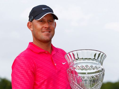 Scott Brown: Won the Puerto Rico Open thanks to birdie on the final hole