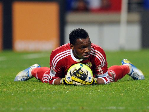 Steve Mandanda kept a clean sheet for Marseille
