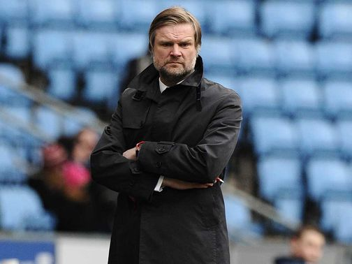Pressley: Given assurances about his squad