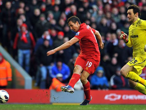 Stewart Downing: Back to his best, says Gerrard