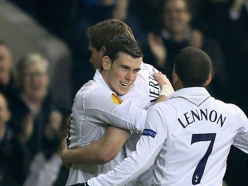 Gareth Bale inspired Tottenham&#39;s win