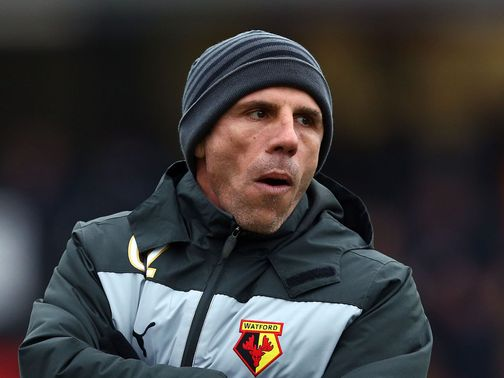 Gianfranco Zola: Staying quiet over Chelsea talk