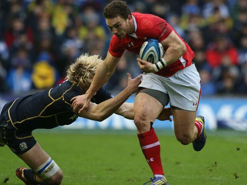 George North: Possible Northampton move