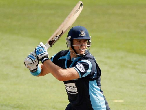Kirk Wernars: Leaving Sussex despite new deal