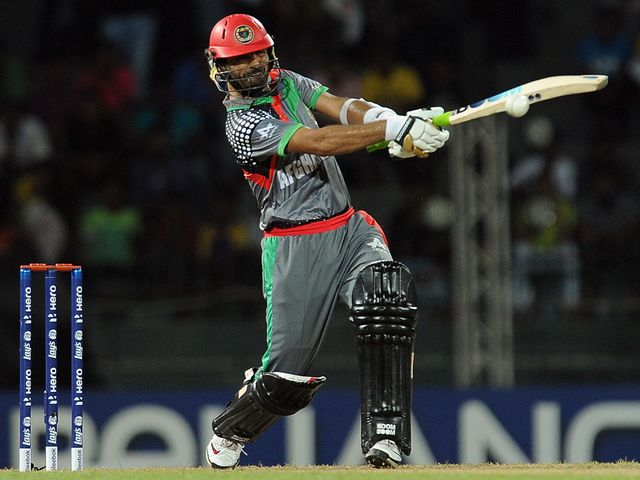 Nawroz Mangal: Hit a century for Afghanistan