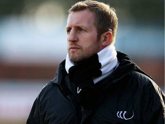 Denis Betts: Big challenge against Warrington