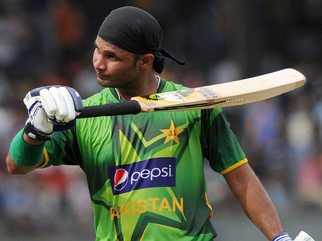 Farhat: Scored 93 in successful run-chase