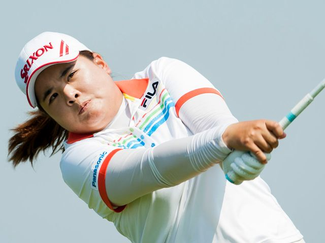 Inbee Park: Leads the way