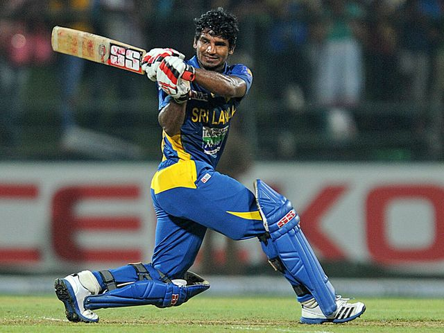 Kusal Perera: Helped Sri Lanka to victory