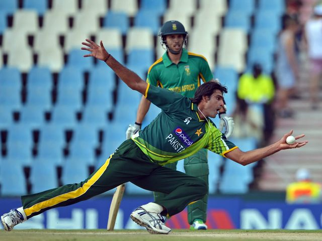 Mohammad Irfan: Picked up four wickets