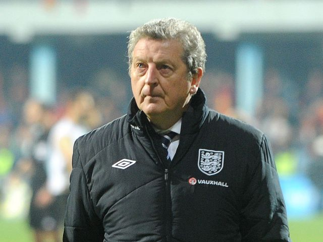 Roy Hodgson: Tried to focus on the positives