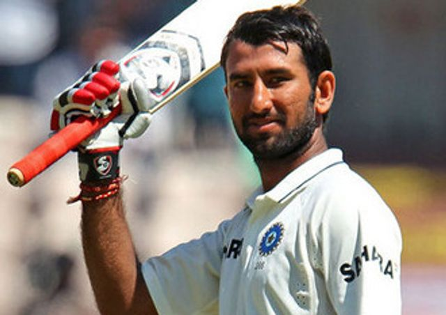 Pujara: Saw India home as the cruised to glory