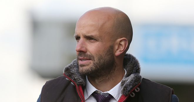 Paul Tisdale: Has a lot to ponder