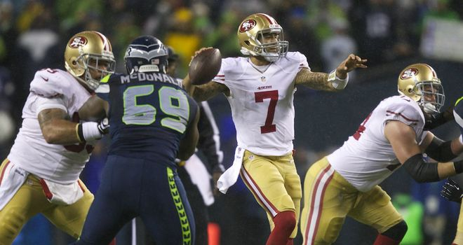 Colin Kaepernick: San Francisco 49ers quarterback emerged as a star last season