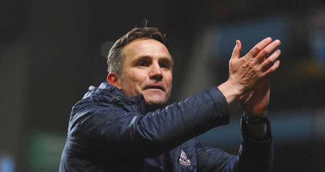 Phil Parkinson: More to play for