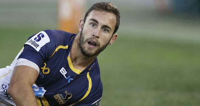 Nic White: Has agreed a new deal with the Brumbies