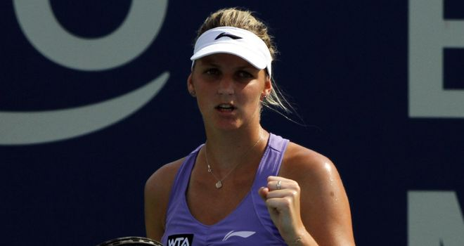 Title joy: Karolina Pliskova claims the BMW Malaysian Open