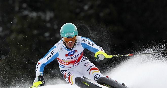 Felix Neureuther: Raced to victory in Lenzerheide