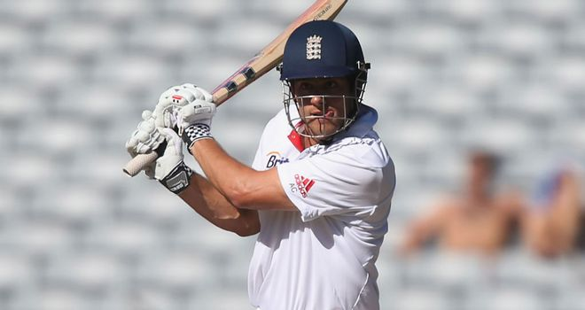 Alastair Cook: ready for huge summer