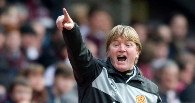 Stuart McCall: Has a fully-fit squad to pick from