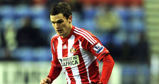 Adam Johnson: Determined to help Sunderland bounce back quickly