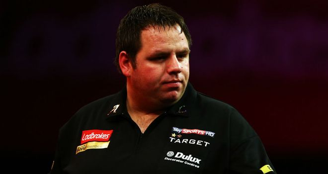Adrian Lewis: Facing possible relegation