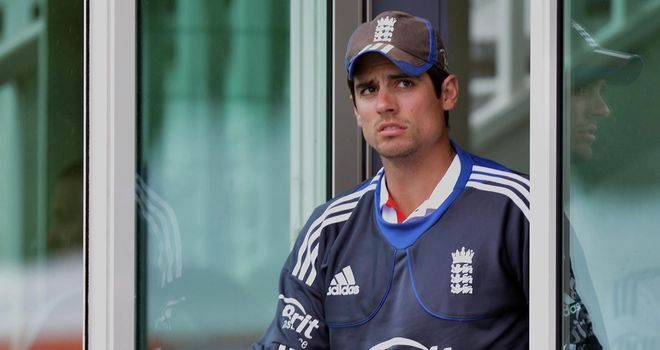 Cook: has 'soul searching' to do, says Knight
