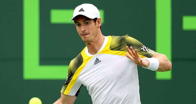 Andy Murray: Yet to drop a set in Miami
