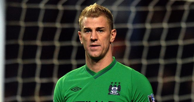 Joe Hart: Admits United have been 'ruthless'