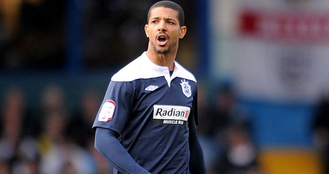 Jermaine Beckford: At the double for Huddersfield