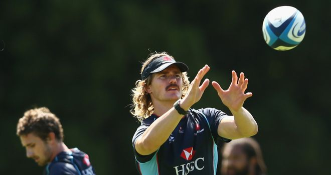 Berrick Barnes: Returns to the centres for the Waratahs