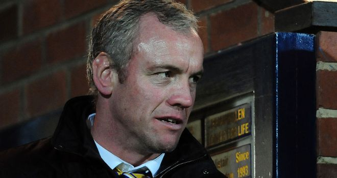 Brian McDermott: believes postponement of Wakefield clash might be a good thing for the club