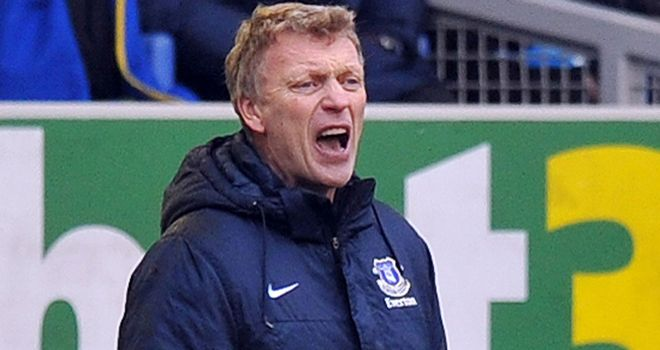 David Moyes: Still much to play for this season