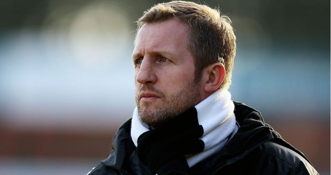 Denis Betts: Widnes coach sees plenty of potential in Kieran Butterworth