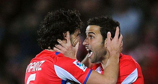 Granada won 3-0