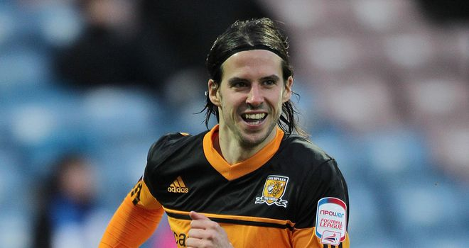George Boyd: Netted the winner