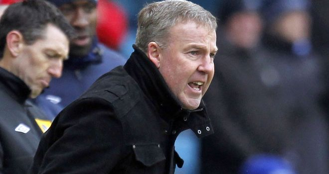 Kenny Jackett: His side have pulled clear of relegation trouble