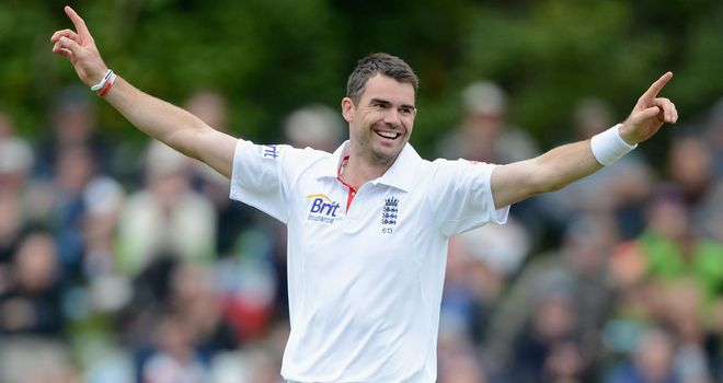 James Anderson: Ready for another tough Ashes battle this summer