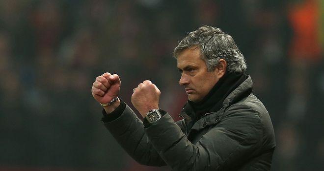 Jose Mourinho: Focused on Euro glory