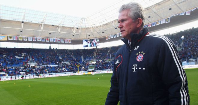Jupp Heynckes: Not interested in Bayern role